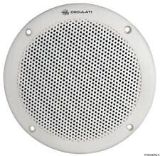 Cassa stereo extrapiatta IP65 180 mm 30 W   Marca Osculati   29.723.03