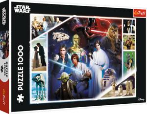Trefl 1000 Piece Jigsaw Star Wars Brand New and Same day dispatch