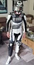 Top Quality Honda Repsol Motorbike Leather Suit in All Sizes
