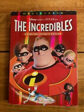The Incredibles (Dvd, 2005)