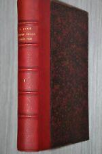 BIRE  Edmond - Victor Hugo après 1830 / Tome 1 / 1891