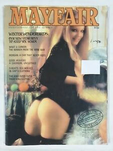 Vintage Mayfair Magazine Volume 13 No 1