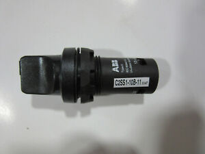 ABB C2SS110B-11 Selector Switch 2 Position Maintained 1 N.O. - 1 N.C. NEW!!!