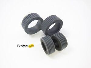 Brake & Pickup Roller Tires Set For Fujitsu Scanner fi-6130 fi-6140 fi-6240