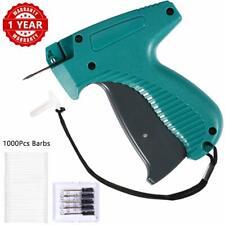 Price Tag Gun, Standard Attacher Tagging Gun with 6 Needles & 1000pcs Barbs New