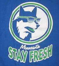 Minnesota Timberwolves T-Wolves fresh shirt kat townes wiggins butler playoffs