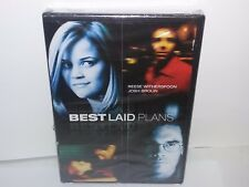 Best Laid Plans (DVD, Region 1, Widescreen) NEW - Many Extras - No Tax
