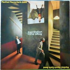 MANFRED MANN'S EARTH BAND LP ANGEL STATION 1979 GERMANY VG++/EX