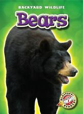 BEARS - NEW LIBRARY BOOK