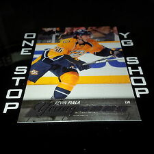 2015 16 UD YOUNG GUNS 208 KEVIN FIALA +FREE COMBINED S&H