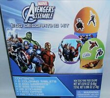 PAAS Easter Egg Decorating Kit  MARVEL AVENGERS ASSEMBLE
