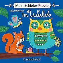 Mein Schiebe-Puzzle: Im Wald   Buch   Zustand gut