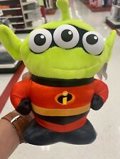 "Incredibles Alien Disney Pixar Remix 9"" Plush Figure 2020"