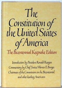 Constitution of the United States of America (Bice