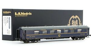 Ls Models 49999 Railway Carriage BAR Dancing Ex Pullman Cote D'Azur, Livery