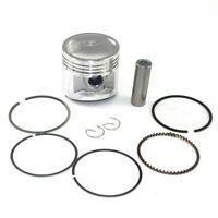 New Honda Cg125 Cg 125 Piston Kit 1.00mm Rings 01-04