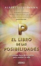 El libro de las posibilidades (Spanish Edition) by Albert Lieberman in Used - G