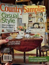 Country sampler magazine May 2015 Back Issue