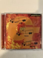 GRUNTRUCK GRUNTRUCK CD 3 SONG EP ORANGE COVER BETTY RECORDS