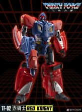 Transformers TFC toy TF-02 Red Knight Road Caesar in Stock