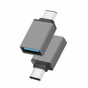 USB-C 3.1 Male to USB A Female Adapter Converter OTG Type C Android Phone