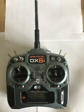 Spektrum DX6i 6 Channel 2.4 GHz  Radio Transmitter. Used approx 5-10 yrs old