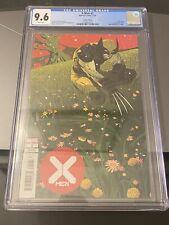 X-Men #2 1:25 CGC 9.6 Martin Incentive Variant 1st High Summoner