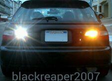 1992-1995 Honda Civic EG 1156 HID White LED Reverse Backup Lights