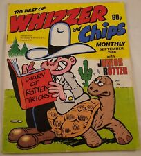 Whizzer and Chips Monthly : September 1986 : Vintage UK Comic