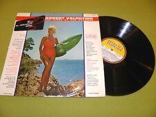 "Robert Valentino Vol.3 RARE France Press ""DUCRETET THOMSON"" LP / 60's Cheesecake"