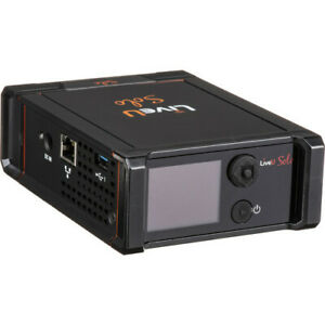 FAST SHIP LiveU Solo HDMI VideoAudio 3 4G 5G LIVE U Bonding Encoder LU-SOLO-HDMI