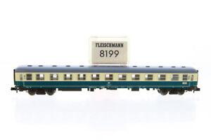 N Fleischmann 8199 DB Schnellzugwagen 2. Klasse Personenwagen coach +OVP/J60
