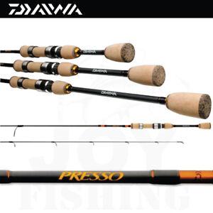 DAIWA Presso Ultralight Spinning Fishing Rods PSO702ULFS