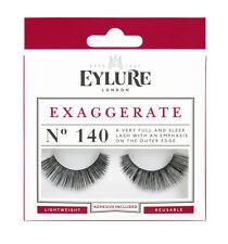Eylure London Exaggerate False Eyelashes No. 140