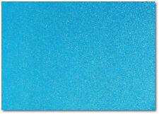 2 x A4 Fogli Di 220gsm Premium Dovecraft TOPAZIO GLITTER CARD