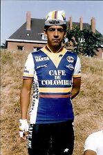 Cyclisme, ciclismo, wielrennen, radsport, PERSFOTO'S VARTA-CAFE DE COLOMBIA 1985