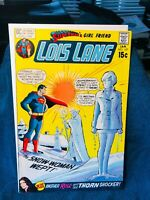 SUPERMAN'S GIRLFRIEND LOIS LANE 107 VF/NM OR BETTER TIGHT SHARP PRICED RIGHT WOW