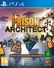 Prison Architect PS4 NUOVO ITA