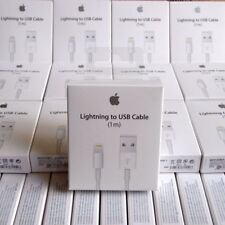 OEM 1M Original Lightning USB Charger Cable for Apple IPhone 5,5c,6,6s,7,7Plus