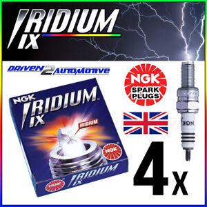 4x NGK IRIDIUM IX BPR6EIX 6637 SPARK PLUGS 1971 Citroen SM PERFORMANCE UPGRADE