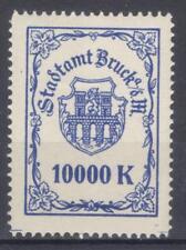 Austria local revenue Bruck a. Mur MH fiscal Stempelmarke