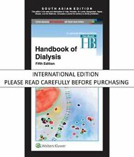 HANDBOOK OF DIALYSIS ,5/E by DAUGIRDAS