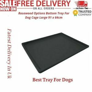 Rosewood Top Quality Options Bottom Tray Large Pet Dog Cat Rabbit Cage Floor