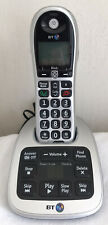 BT 4600 Digital Cordless Phone with Answering Machine Call Blocker Large Buttons