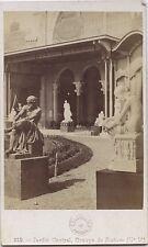 Expo universelle Paris 1867 France Photo cdv Léon & Lévy Vintage albumen