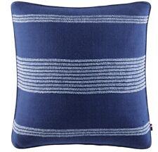 Tommy Hilfiger Pacific Horizon Navy 20x20 Decorative Pillow