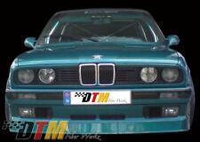 BMW E30 Front Apron Add-On 89-92 AP Style Body Kit FRP