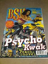 BACK STREET HEROES #188 - PSYCHO 'KWAK - April 1998