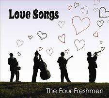 Love Songs [Digipak] * by The Four Freshmen (CD, Sep-2012, Audio & Video...