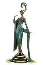 Art Deco Sculpture - Revue Dancer - Signed F. Preiss - Bronze Statue